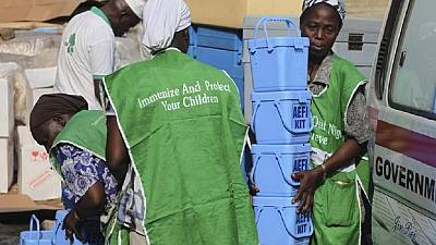 Africa on the verge of eradicating Polio