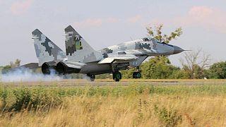 الولايات المتحدة تعرب عن قلقها ازاء تصاعد التوتر بين روسيا وأوكرانيا وتدعو للتهدئة