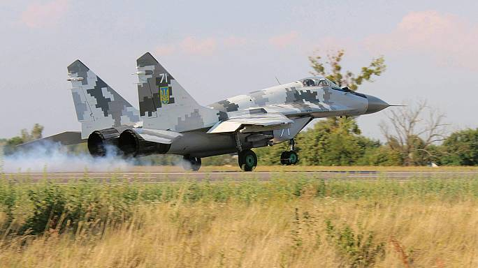Украина усиливает оборону на фоне эскалации отношений с Россией