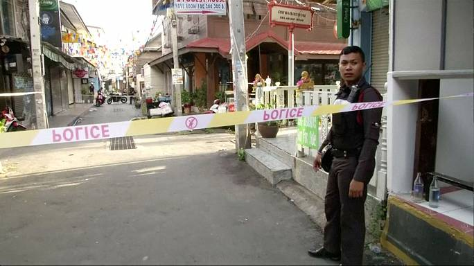 Robbantássorozat Thaiföldön