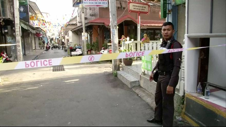 Deadly bomb blasts hit Thailand