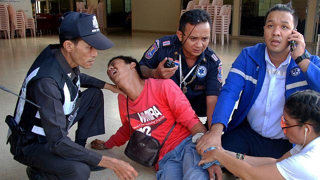 تايلاند: مقتل 4 أشخاص وإصابة 20 في تفجيرات بجنوب بانكوك
