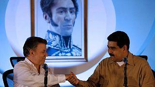 Venezuela ve Kolombiya sınırı yayalara açılıyor
