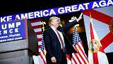 A republikánus pártelit nem finanszírozná Trump kampányát