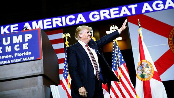 Dozens of Republicans say party should stop funding Trump
