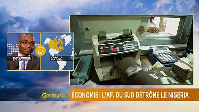 Économie : L'Afrique du sud devant le Nigeria [The Morning Call]