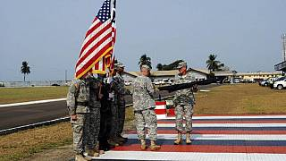 US ends six-year military mission in Liberia