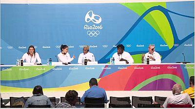 Rio : l'équipe des réfugiés, très applaudie par des fans de plus en plus nombreux