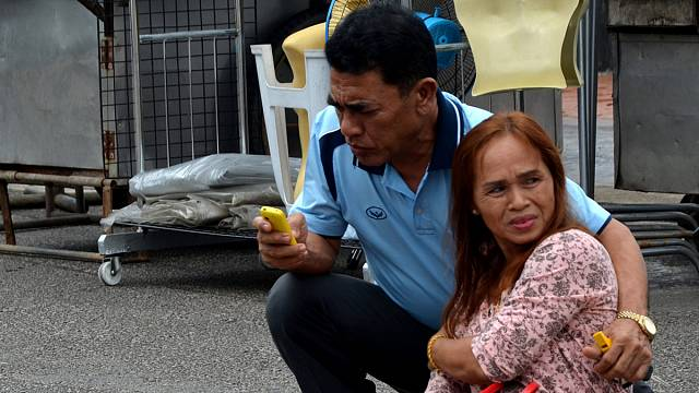تايلاندا: وزيرة السياحة والرياضة تتقفد جرحى التفجيرات
