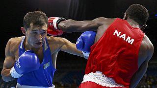 Rio 2016 : le porte-drapeau namibien Jonas Junias a été relâché
