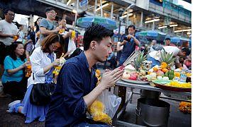 Thaïlande : série d'explosions meurtrières