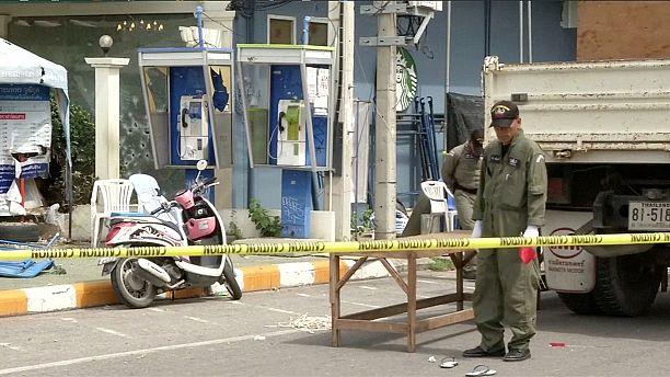 گمانه زنی پلیس تایلند درباره دلیل بمبگذاری های اخیر