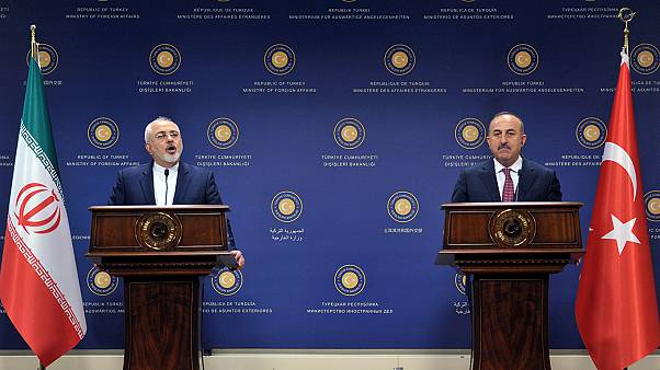 A szíriai válságról egyeztetett a török és az iráni külügyminiszter