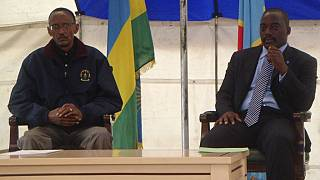 Joseph Kabila a rencontré Paul Kagamé ce vendredi