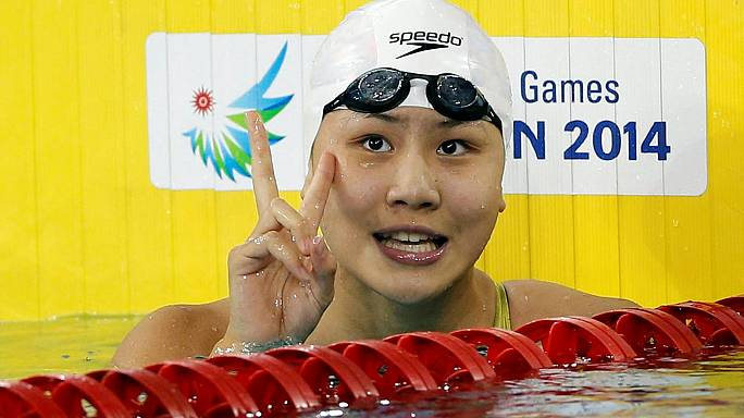 Chinese swimmer, Bulgarian athlete fail first doping tests at Rio Olympics