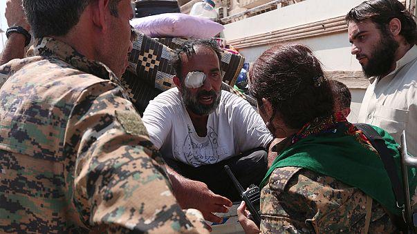 Siria: assalto finale anti-Isil a Manbij, 2000 civili rapiti da jihadisti