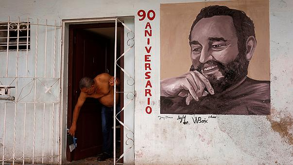 Cuba: Retired revolutionary leader Fidel Castro turns 90