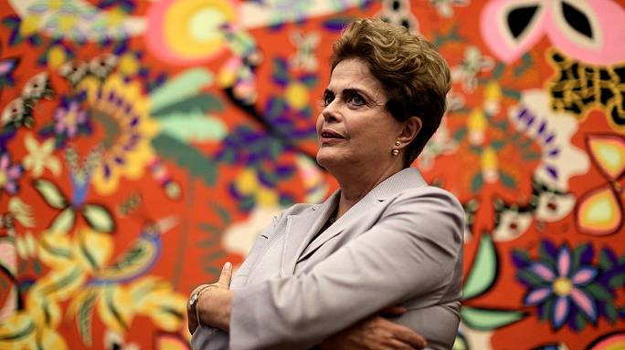 Impeachment D-Day for Rousseff - once Rio Olympics are over
