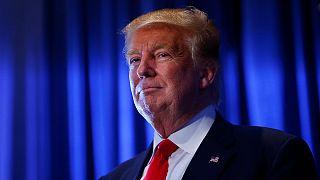 Sarcasmo ou não sarcasmo: só Trump sabe o que diz e quanto declara no IRS