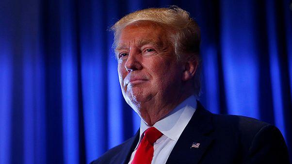 همایش انتخاباتی دونالد ترامپ در ایالت پنسیلوانیا