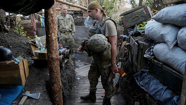 تصاعد التوتر بين روسيا وأوكرانيا على خلفية الأزمة في شبه جزيرة القرم