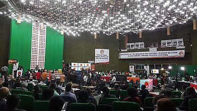 [DIRECT] Élections en Zambie : le président sortant Edgar Lungu en tête