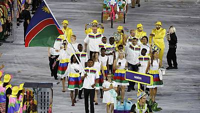 [Photos] Colourful Africa parades at the Rio Olympics (Southern Africa)