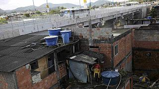 Olympic angst in Rio favela