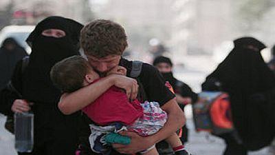 Syrie : l'Etat Islamique chassé de Minbej et des centaines d'otages libérés