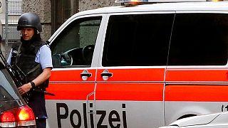 Siete heridos en un ataque con cuchillo y un líquido inflamable en Suiza