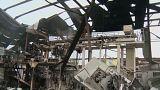 Jemen: iskolát ért légicsapás miközben a parlament két év után ülésezett