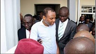Nnamdi Kanu Agrees To Negotiate With Buhari To End Biafra Agitation
