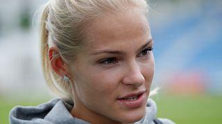 Doping: Darja Klischina ausgeschlossen