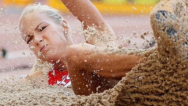 Russia's only athletics competitor suspended from Rio Olympics