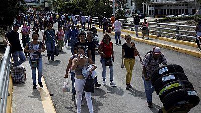 Réouverture de la frontière entre la Colombie et le Venezuela