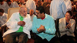 Cuba festeja os 90 anos de Fidel Castro