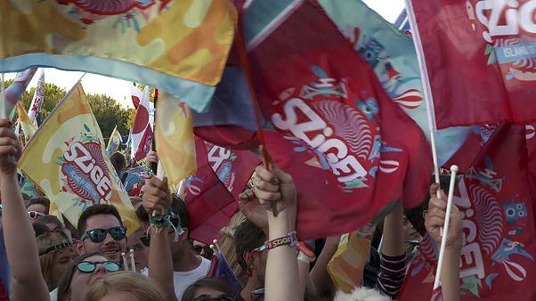 Ουγγαρία: Ξέφρενες νύχτες στο φεστιβάλ Ζίγκετ