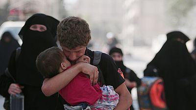 Syrie : la population revient peu à peu à Minbej