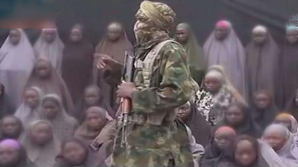 بوكو حرام تبث شريط فيديو جديد لفتيات شيبوك