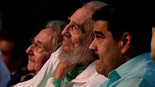 Fidel Castro fête ses 90ans
