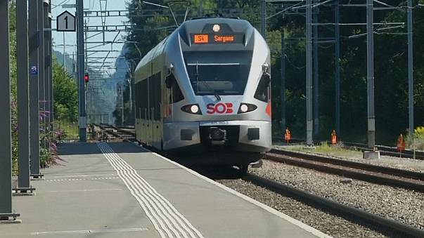One victim dead after Swiss train attack