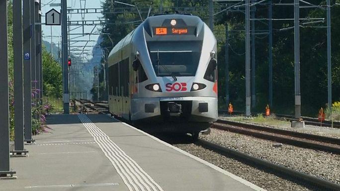 Meghalt a svájci vonaton megkéselt nő
