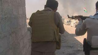 Ιράκ: Οι Κούρδοι μαχητές πλησιάζουν στη Μοσούλη