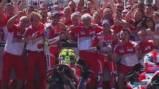 Moto GP : les Italiens à la fête en Autriche