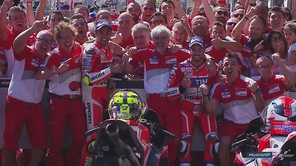 Avusturya GP'de Ducati geri döndü