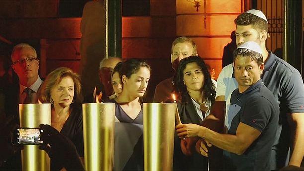 Rio remembers Munich Olympics terror victims