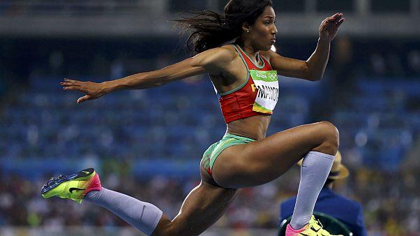"#Rio2016, Patrícia Mamona: ""(Final do Triplo Salto) foi a prova da minha vida"""