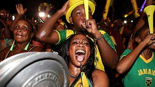 Usain Bolt célébré en Jamaïque