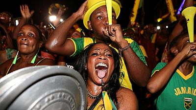 Fans in Jamaica ecstatic with Bolt Olympic win