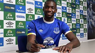 DRC's Yannick Bolasie signs for Everton for undisclosed fee